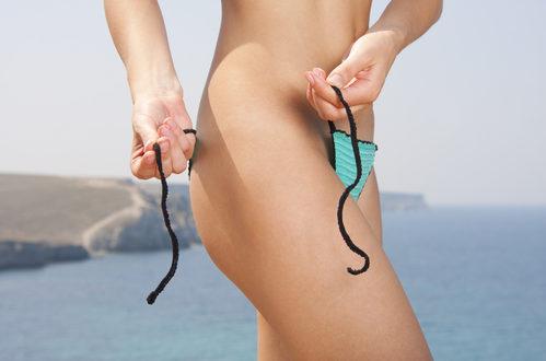 Una fantastica vacanza a Cap d'Agde racconto erotico