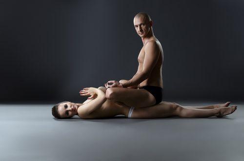 pratiche yoga nel sesso