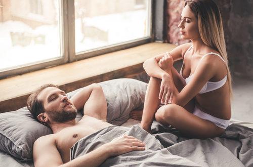 È vero che dopo l'orgasmo viene voglia di dormire?