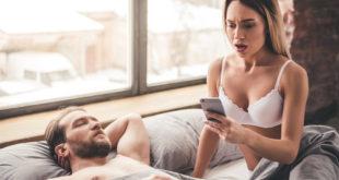 Violare la privacy del partner indica che qualcosa non va