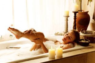 Fare il bagno può essere dannoso per la vagina?