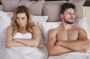 Perché a una donna su tre non interessa il sesso?
