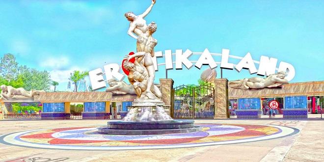 Erotikaland, il primo parco divertimenti a luci rosse