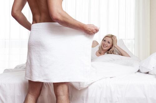Cosa pensano le donne quando vedono il tuo pene