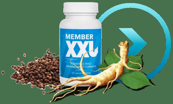 member xxl naturale